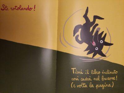 Aiuto, arriva il lupo! di Ramadier & Bourgeau – Babalibri
